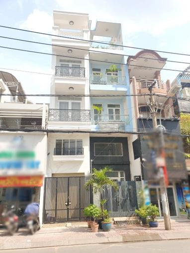 Nhà (3*13m/nở hậu) 2 lầu, ST, mặt tiền đường Hưng Phú P9 Q8 ảnh 0