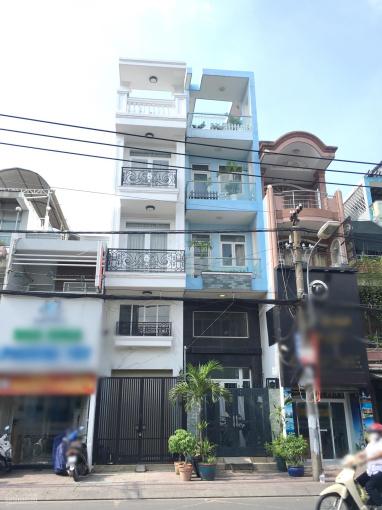 Bán nhà mặt tiền 4 lầu nở hậu Hưng Phú, phường 9, quận 8 ảnh 0