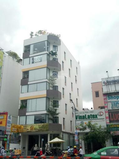 Biệt thự tuyệt đẹp khu vực Tôn Thất Tùng - Quận 1 với 78 tỷ đồng, kết cấu: 4 tầng - DT 242.2m2 ảnh 0