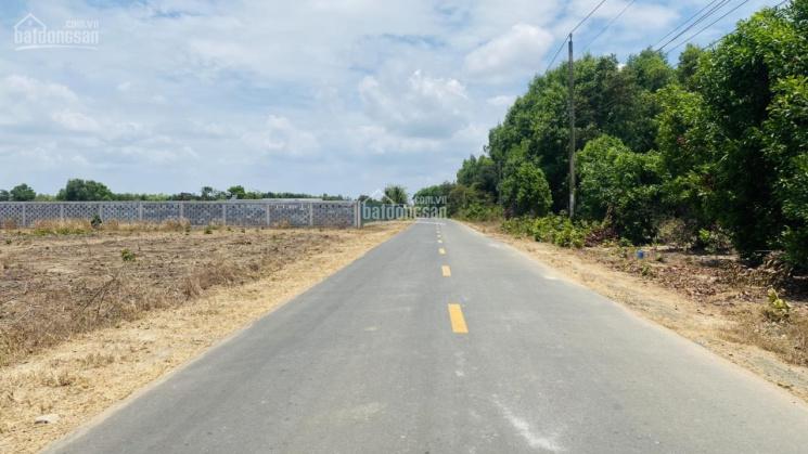 Bán lô đất mặt tiền đường Nguyễn Huệ - Đất Đỏ, chỉ 2tr950/m2 ảnh 0