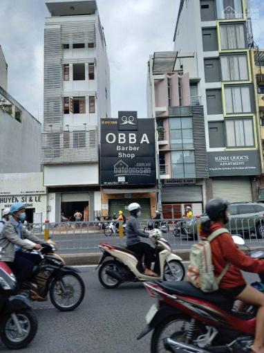 Bán nhà mặt tiền Nguyễn Văn Cừ đoạn đẹp (5*12m nở hậu) Q.1 chỉ 23 tỷ 0931109949 ảnh 0