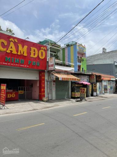 Chính chủ bán nhà cấp 4 gần đường Tô Ký, Quận 12, giá chỉ 65tr/m2 TL mạnh cho khách thiện chí ảnh 0