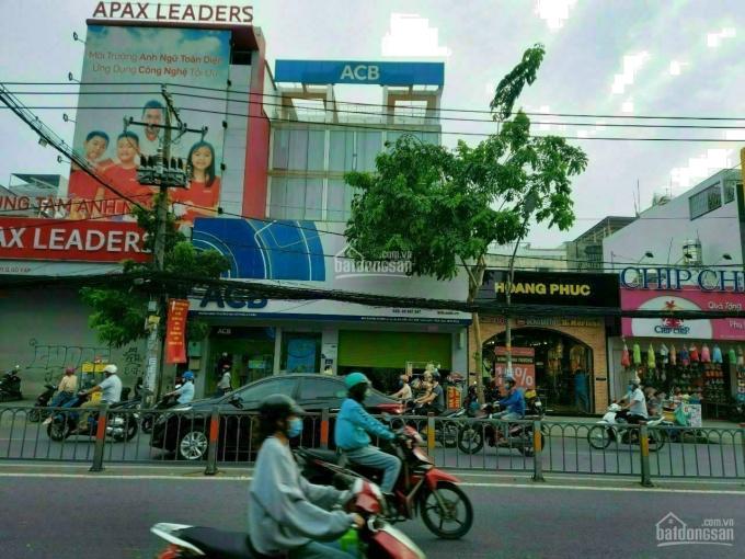 Cho thuê nhà MT Quang Trung, DT: 12m x 27m, 3 lầu, Gò Vấp ảnh 0