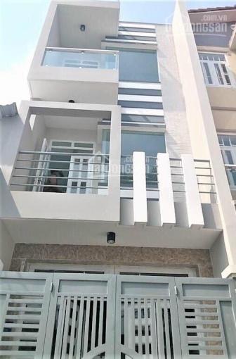 Bán nhà đẹp, đúc kiên cố chắc chắn 2 lầu, 4PN, 3WC ảnh 0