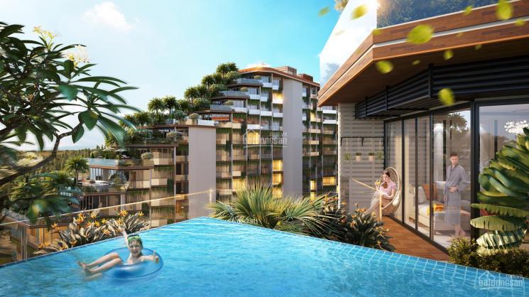 Bán căn sky villa có hồ bơi + sân vườn riêng (87m2) ở tòa Ruby - giá bán chỉ 3,7 tỷ (đã gồm VAT) ảnh 0