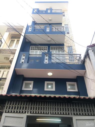 Cho thuê nhà HXH Phan Huy Ích, P. 14, Gò Vấp gần ngã 4 Quang Trung ảnh 0