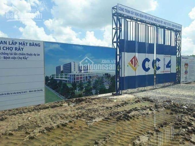 Mở bán 25 nền đất thổ cư KDC bệnh viện Chợ Rẫy 2 GĐ F2, MT Trần Văn Giàu, hạ tầng đồng bộ, SHR ảnh 0