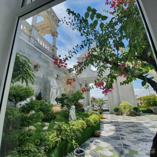 Bán biệt thự đường Lý Thường Kiệt Q. Tân Bình. 8,65x22.12m, 3L ảnh 0