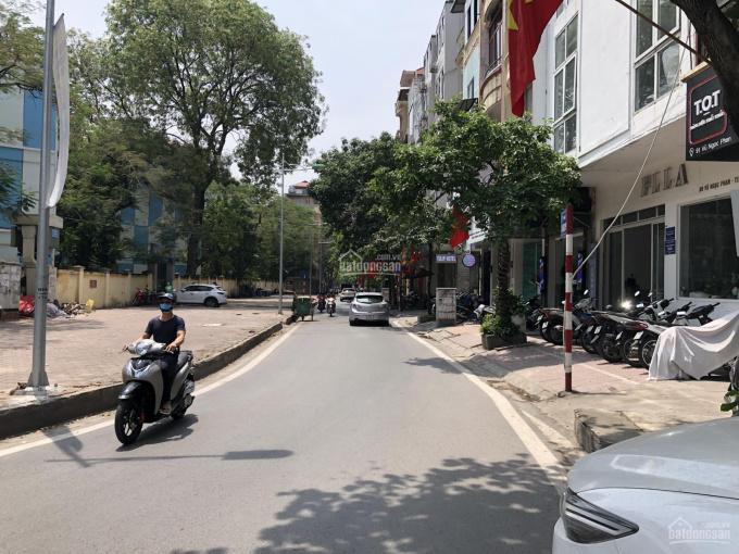 Bán nhà Vũ Ngọc Phan DT 112m2, MT 5m, 4 tầng, ngõ ô tô, giá 12.8 tỷ ảnh 0
