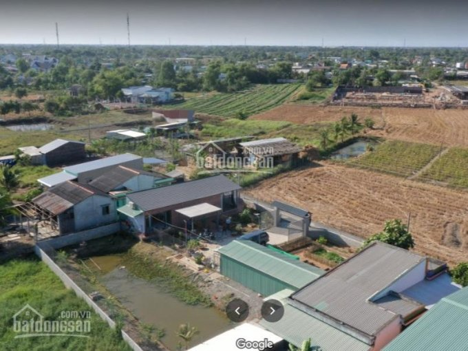 Cần bán đất lúa 40x38, đường xe hơi, thị trấn Cần Giuộc giá rẻ 1,9 tỷ/1000m2 ảnh 0