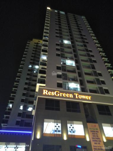 Bán căn hộ Res Green Tower 2PN, 2WC 60m2 tầng cao giá giá 3.1 tỷ ảnh 0
