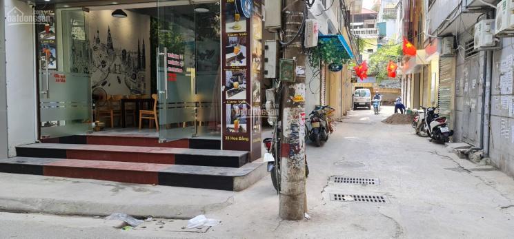 Bán nhà lô góc mặt phố Hoa Bằng - trung tâm Cầu Giấy ảnh 0