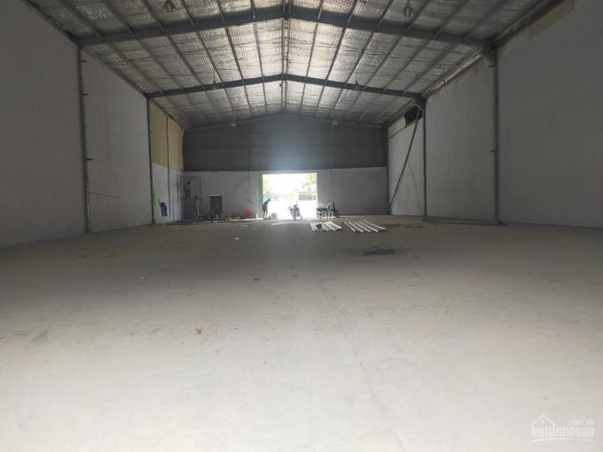 Cho thuê kho/xưởng 400m2 Ao Đôi, Bình Tân, container vào OK, mái cao 10m. Y hình ảnh 0