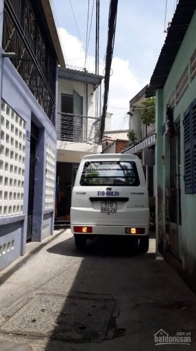 HXH, 23m2, 1 sẹc, 2T, 2PN, đường Nguyễn Du, Phường 7, Quận Gò Vấp ảnh 0