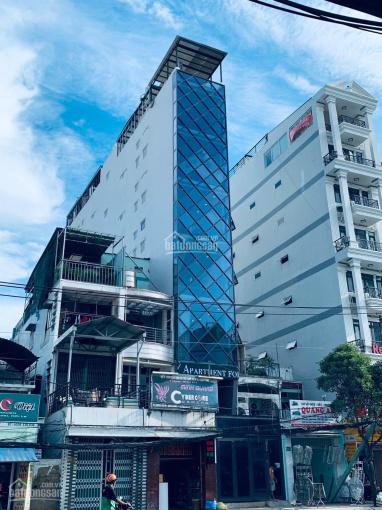 Bán tòa nhà MT Huỳnh Tấn Phát Q7, gần Q1 và Q4. Khu sầm uất, kinh doanh tốt ảnh 0