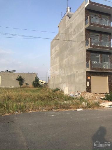 Bán đất 125m2, có sổ hồng riêng, giá 1tỷ200, nằm ngay cổng khu công nghiệp, đường Trần Văn Giàu ảnh 0