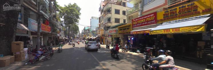 Nhà 2 MTKD Nguyễn Kim. DT 5.2 x 10.9m, hiện trạng cũ tiện xây mới, đang có hợp đồng 40 triệu/th ảnh 0