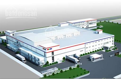 Bán 4.4ha đất và nhà xưởng khu công nghiệp Long Hậu giá 235 tỷ ảnh 0