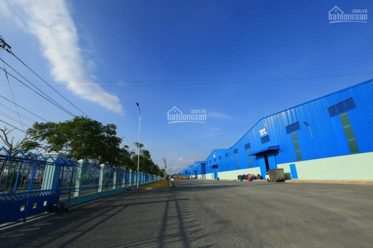 Cho thuê 6 nhà xưởng 6000m2 tại KCN Giang Điền, Trảng Bom, Đồng Nai ảnh 0