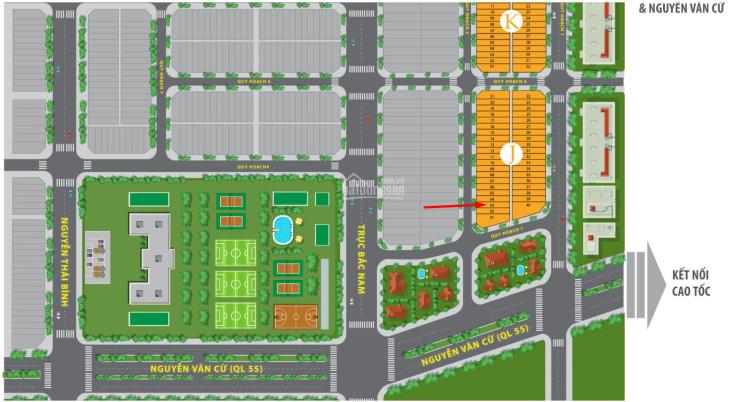 Lô đất J03 dự án Golden City, phường Lộc Phát, Bảo Lộc ảnh 0