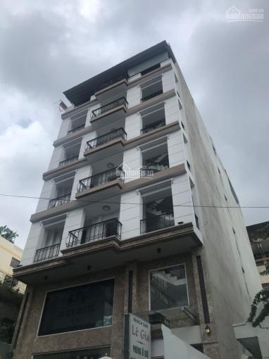 Cho thuê tòa Bà Huyện Thanh Quan gần Nguyễn Đình Chiểu, Q3, DT: 12x20m, KC: Hầm 5 lầu, giá 120tr/th ảnh 0