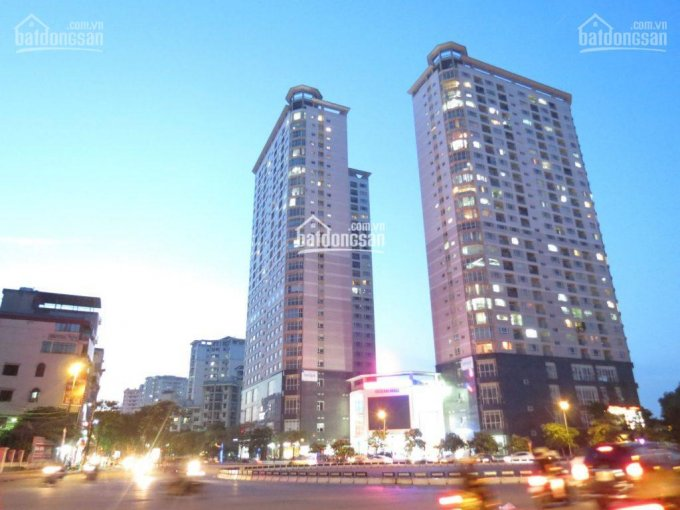 Cho thuê văn phòng tòa Hancorp Plaza 72 Trần Đăng Ninh, giá 210 nghìn/m2/tháng ảnh 0