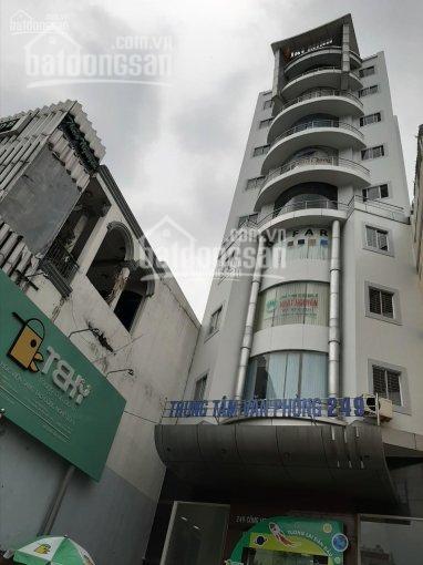 Cho thuê tòa MT Trần Quang Khải, gần Đinh Tiên Hoàng DT: 8 x 20m, hầm 6 lầu, giá 100 triệu ảnh 0