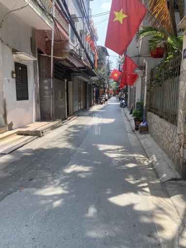 Bán nhà 3 tầng lô góc ngõ 31 Xuân Diệu Quảng An Tây Hồ Hà Nội, DT 59m2, mặt tiền 7m, giá 7 tỷ ảnh 0