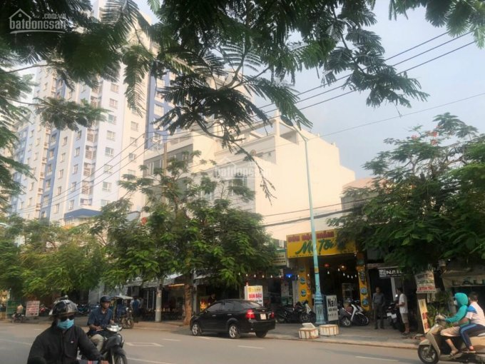 Bán nhà mặt tiền quận Bình Thạnh, nhà mặt tiền Chu Văn An P12 Bình Thạnh. LH 0911116376 ảnh 0