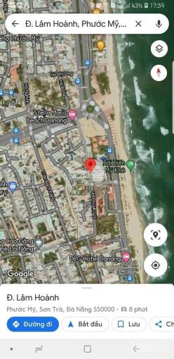 Lâm Hoành, Sơn Trà cách Võ Văn Kiệt 100m, 20m ra Võ Nguyên Giáp, biển Mỹ Khê, Đà Nẵng ảnh 0