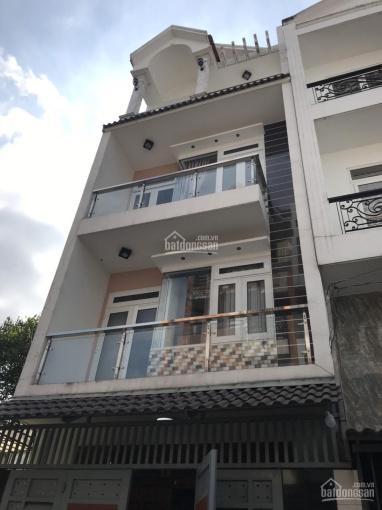 Nhà mới HXH đường Phan Huy Ích, P14, Gò Vấp ảnh 0