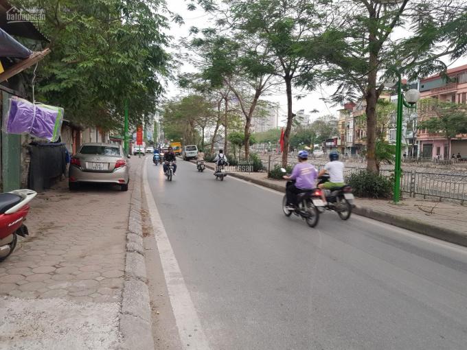 Tôi cần bán nhà mới phố Trần Đại Nghĩa (kéo dài), cách phố 10m, căn góc 2 mặt ngõ, DT 32m2x5T ảnh 0