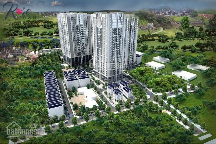 Bán suất ngoại giao 2PN 65m2 tòa DV03 - Rose Town, căn hộ 08 ban công Đông Nam giá 1.73 tỷ ảnh 0