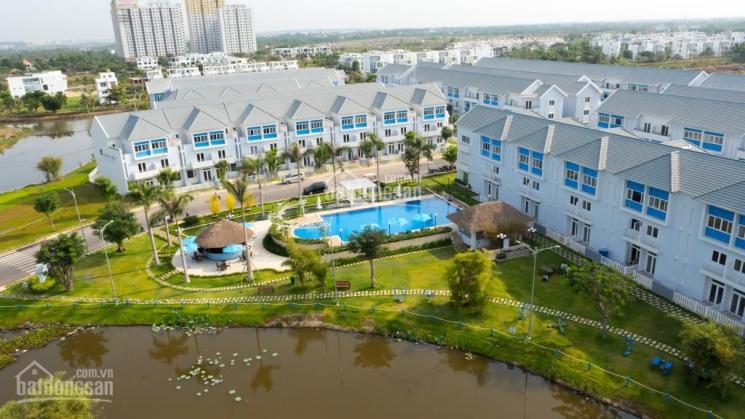Cho thuê nhà phố Mega Ruby Residence, giá cho thuê 18 triệu/tháng, full nội thất ảnh 0
