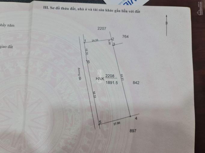Chính chủ cần bán đất Thị Trấn Gò Dầu, Tây Ninh liên hệ 0961795678 ảnh 0