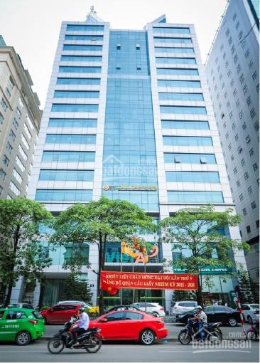 Chính chủ cho thuê văn phòng Việt Á - Duy Tân, 100m2 - 200m2 - 400m2 - 500m2, giá 200.000ng/m2/th ảnh 0