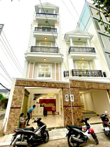 Nhà mới mặt tiền kinh doanh Đường số 10, Hiệp Bình Phước, Thủ Đức ảnh 0