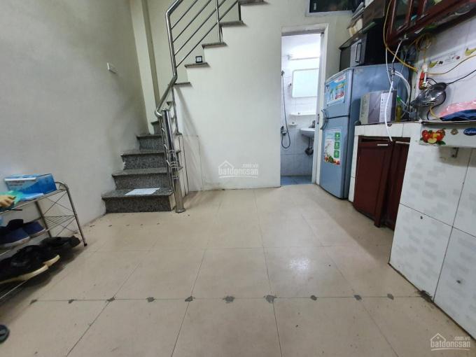 Chính chủ bán nhà phố Nguyễn Công Hoan 15m2 x 4 tầng MT 3.4m nhà đẹp đầy đủ nội thất ở luôn 1.45 tỷ ảnh 0