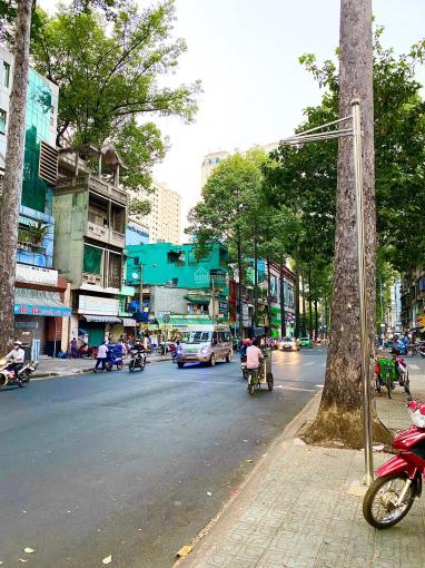 Bán gấp nhà HXH Cao Thắng, P12, Q10, 6.3x25m, DTCN: 150.4m2, 2 tầng, giá 24 tỷ thương lượng ảnh 0