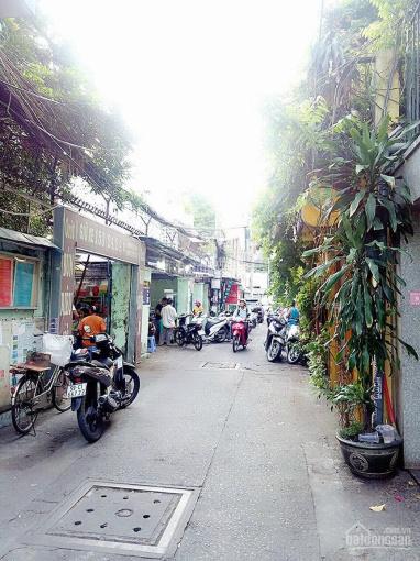 Cho thuê nhà nguyên căn đường Nguyễn Thị Minh Khai Q1 4 tầng 12tr/th gần BV Từ Dũ ảnh 0