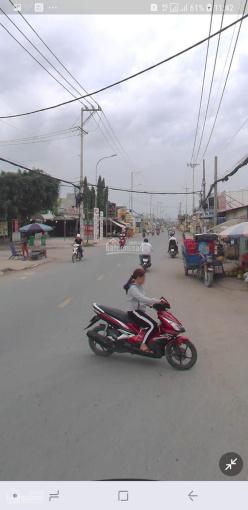 Cho thuê nhà 8x33m=250m2, mặt tiền Võ Văn Vân, giá 20tr/tháng ảnh 0