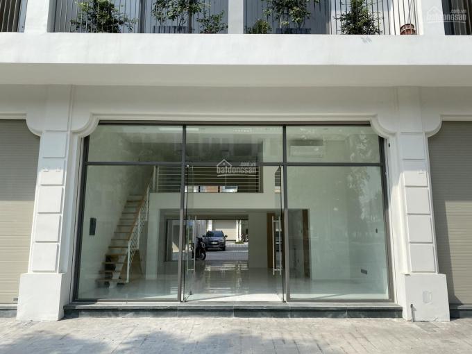 Chính chủ cho thuê mặt bằng shophouse 2 mặt tiền The Manor Central Park - căn rộng nhất trung tâm ảnh 0
