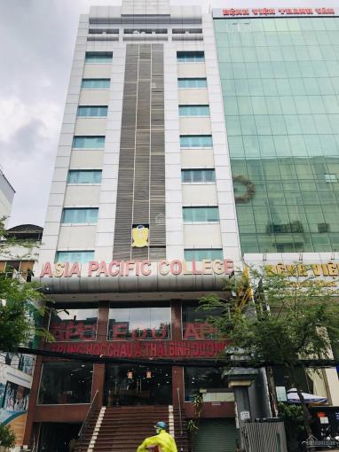 Cho thuê tòa 33 Nguyễn Bỉnh Khiêm, Quận 1, 18x30m, 1 hầm, 12 lầu, DTSD: 3000m2, giá 530 triệu/tháng ảnh 0