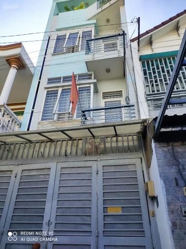 Bán nhà mặt tiền Cư Xá Chu Văn An, Bình Thạnh. 4,1x18m xây 4 tầng 11,9 tỷ bán nhanh ảnh 0