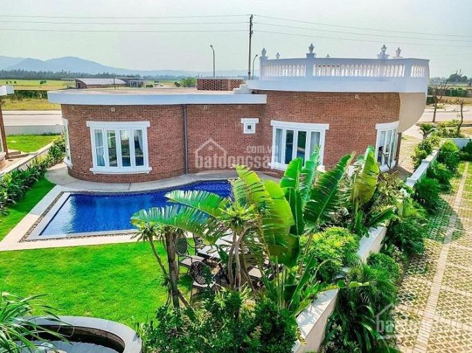 Chính chủ bán villa 3PN mặt đường Hồng Lam SVL2 dự án Hoa Tiên Paradise, Xuân Thành, Hà Tĩnh ảnh 0