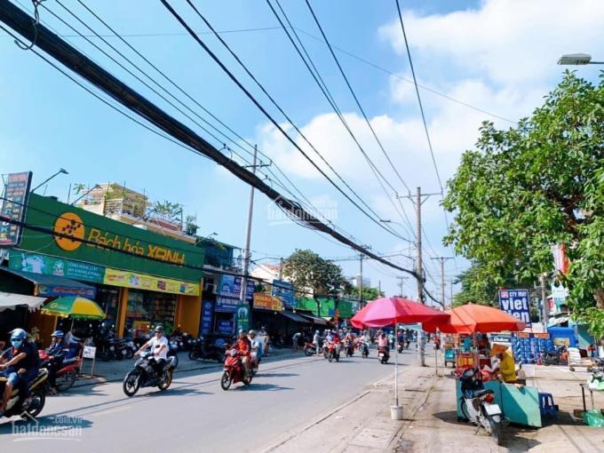 Cho thuê nhà MT đường Nguyễn Duy Trinh 1 trệt 3 lầu Quận 2 thích hợp kinh doanh VP ảnh 0