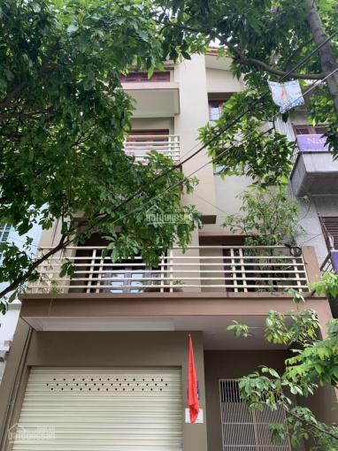 Cho thuê nhà phố Quang Trung, Hà Đông Dt 40m2, 5,5 tầng, mặt tiền 4,5m thông sàn giá 10tr ảnh 0