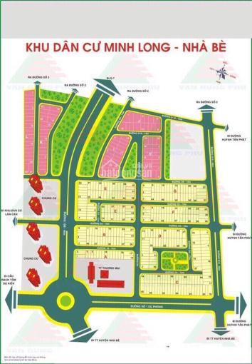 Đất dự án Minh Long, Phú Xuân, DT 114m2 giá 25.5tr/m2. LH 0948999478 ảnh 0