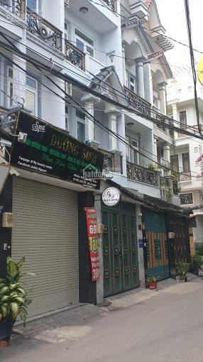 Bán nhà hẻm 350 Nguyễn Văn Lượng, P.16, GV, DT: 62m2 giá 7,6 tỷ ngay sân bóng Đạt Đức ảnh 0