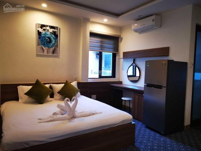 Chính chủ cần bán nhà 3 tầng gồm 5 căn hộ, 2 mặt kiệt Nguyễn Du, DT sử dụng 200m2 ảnh 0